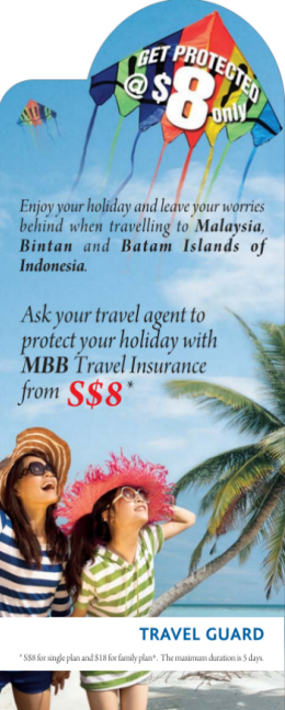 MBB Travel Insurance - AIG TRAVEL GUARD