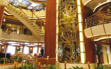 Image result for inside images of sapphire princess