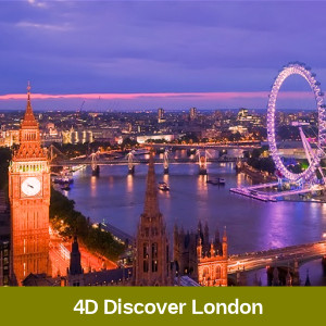 4D Discover London