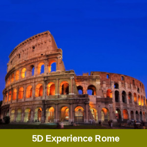 5D Experience Rome