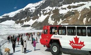 7D Vancouver Rocky Mountains Icefield in Depth